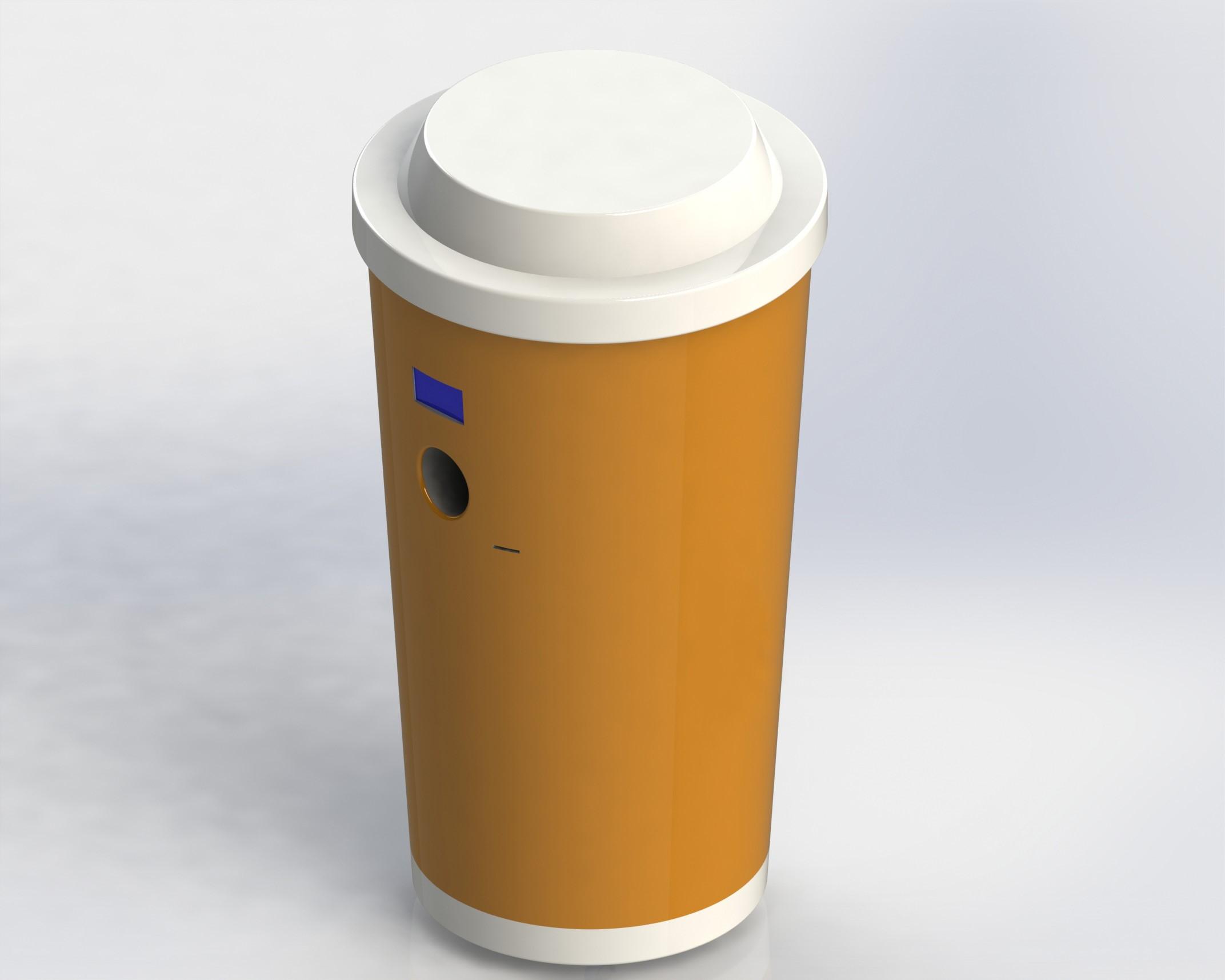 CupCycle_Pfandbecherautomat