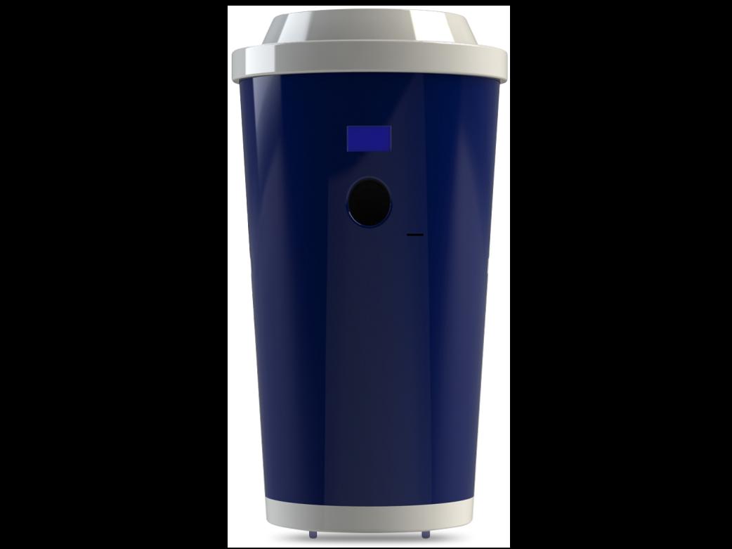 Rücknahmeautomat Coffee to go; Pfandsystem Einwegbecher; Mehrwegbecher Rücknahme